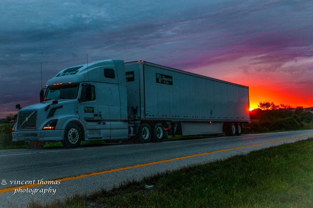 A World Without Truck Drivers — Could We Survive?