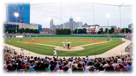 Indianapolis Driver Event – Indians Game