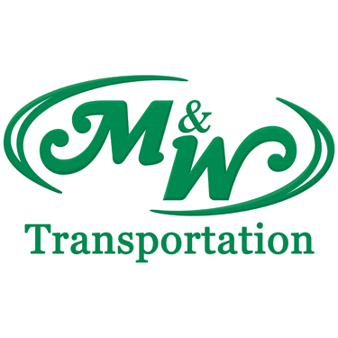M&W Transportation Logo