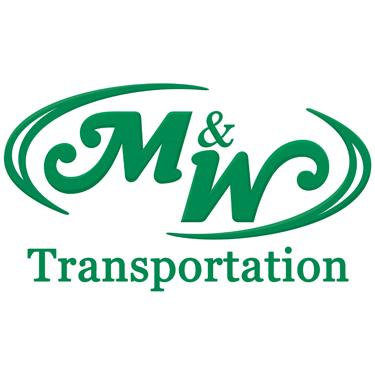 M&W Transportation Logo